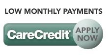 Hartford Eye Care - Care Credit Logo